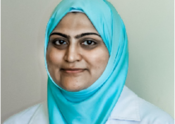 Meet  Dr. Tehsin Malik